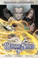 Cover image for White sand. 3