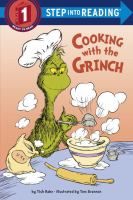 Cover image for Cooking with the Grinch