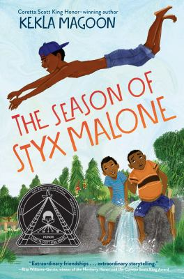 Cover image for The season of Styx Malone