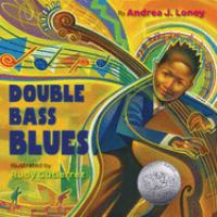 Cover image for The double bass blues