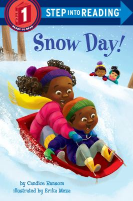 Cover image for Snow day!