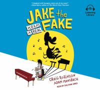 Cover image for Jake the fake keeps it real