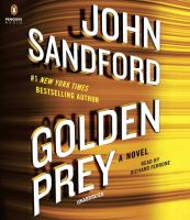 Cover image for Golden prey a novel
