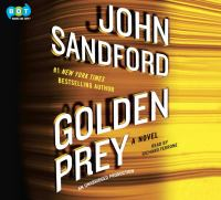 Cover image for Golden prey