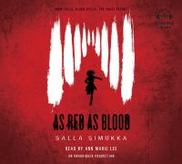 Cover image for As red as blood