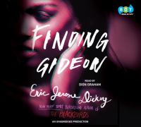 Cover image for Finding Gideon