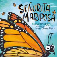 Cover image for Señorita Mariposa