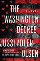 Cover image for The Washington decree : a novel