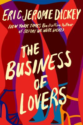 Cover image for THE BUSINESS OF LOVERS:  A NOVEL