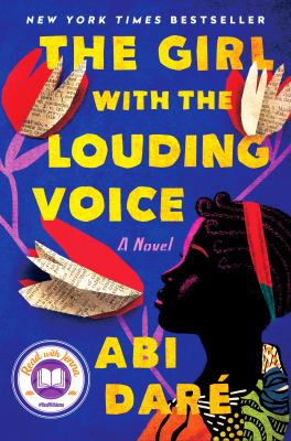 Cover image for The girl with the louding voice : a novel