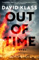 Cover image for Out of time : a novel