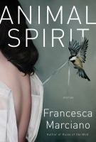 Cover image for Animal spirit : stories