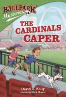 Cover image for The Cardinals caper