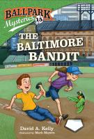 Cover image for The Baltimore bandit
