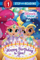 Cover image for Happy birthday to you!
