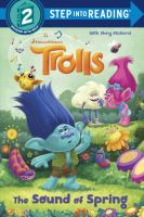 Cover image for Trolls : the sound of spring