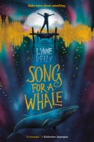 Cover image for Song for a whale