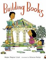 Cover image for Building books
