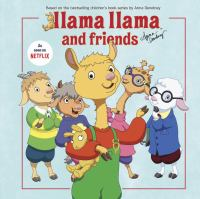 Cover image for Llama Llama and friends