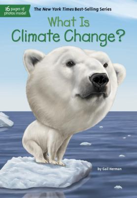 Cover image for What is climate change?