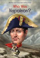 Cover image for Who was Napoleon?