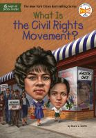 Cover image for What is the civil rights movement?