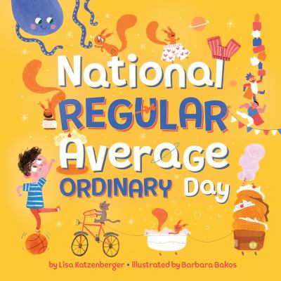 Cover image for National Regular Average Ordinary Day