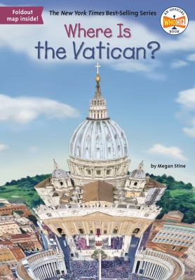 Cover image for Where is the Vatican?