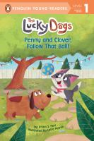 Cover image for Penny and Clover, follow that ball!