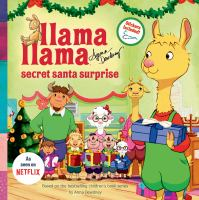 Cover image for Llama Llama secret Santa surprise