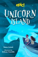 Cover image for Unicorn Island