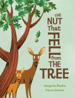 Cover image for The nut that fell from the tree