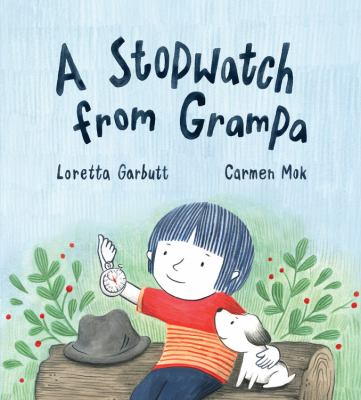 Cover image for A stopwatch from Grampa