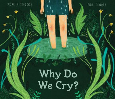 Cover image for Why do we cry?