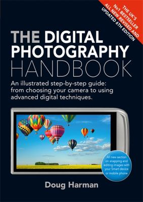 Cover image for Digital photography handbook