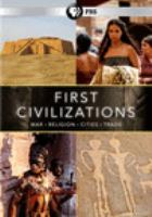 Cover image for First civilizations
