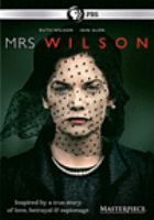Cover image for Mrs. Wilson