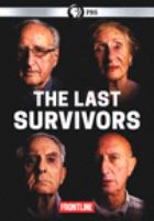 Cover image for The last survivors