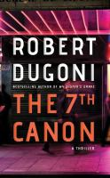 Cover image for The 7th canon
