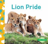 Cover image for Lion pride