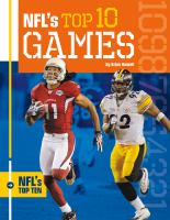 Cover image for NFL's Top 10 Games