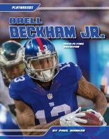 Cover image for Odell Beckham Jr.
