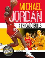Cover image for Michael Jordan and the Chicago Bulls
