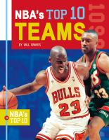 Cover image for NBA's top 10 teams