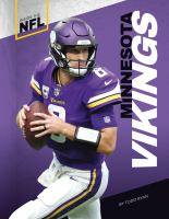 Cover image for Minnesota Vikings
