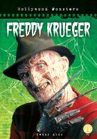 Cover image for Freddy Krueger