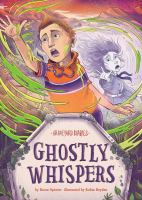 Cover image for Ghostly whispers