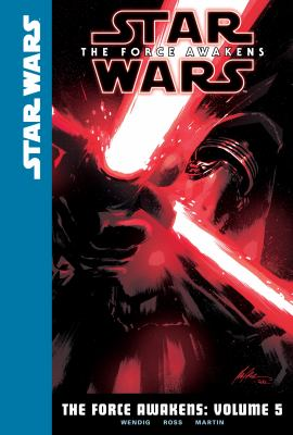 Cover image for Star Wars. The Force awakens. Volume 5