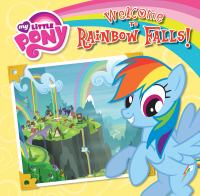 Cover image for Welcome to Rainbow Falls!