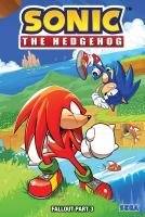 Cover image for Sonic the hedgehog : fallout. Part 3